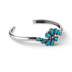 1_43565_ZM_American-West-Sleeping-Beauty-Turquoise-Cluster-Cuff-Bracelet-