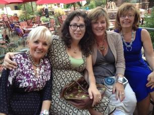 Carolyn in Santa Fe